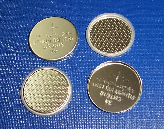 扣式电池壳垫片+弹片 扣式电池壳 电池配件