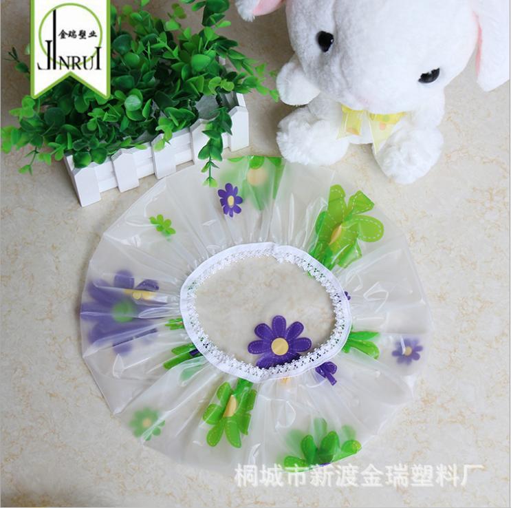 安徽蕾丝印花浴帽优质供应商-直销