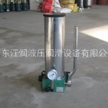 SGZ-8手动干油泵煤矿用_启东江润液压润滑设备有限公司批发