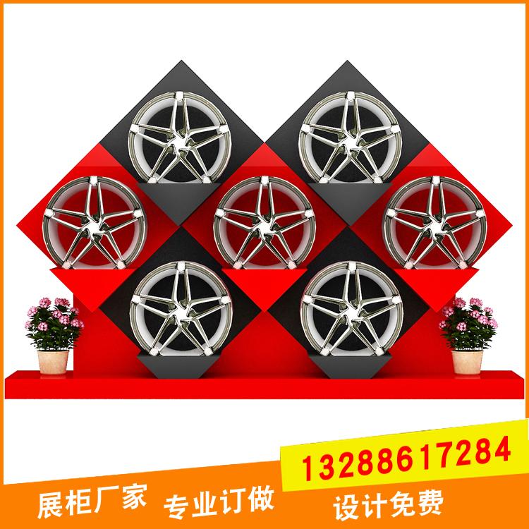轮毂展示柜销售
