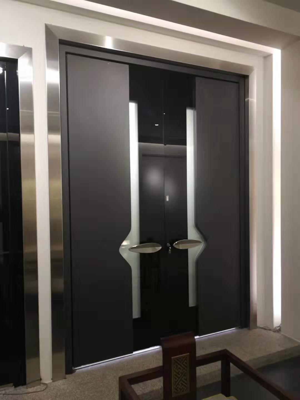 广州现代铜门订做多少钱一套、聚福龙现代铜门