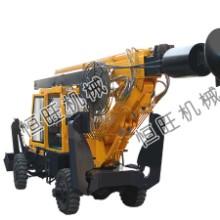 恒旺大口径轮式旋挖灌注桩基础加固地基基础施工图片