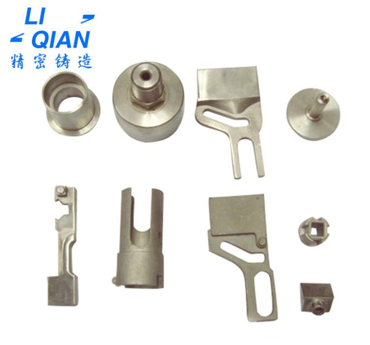 不锈钢304门把手合页锁具配件翻砂铸钢加工熔模精密铸造厂家定制