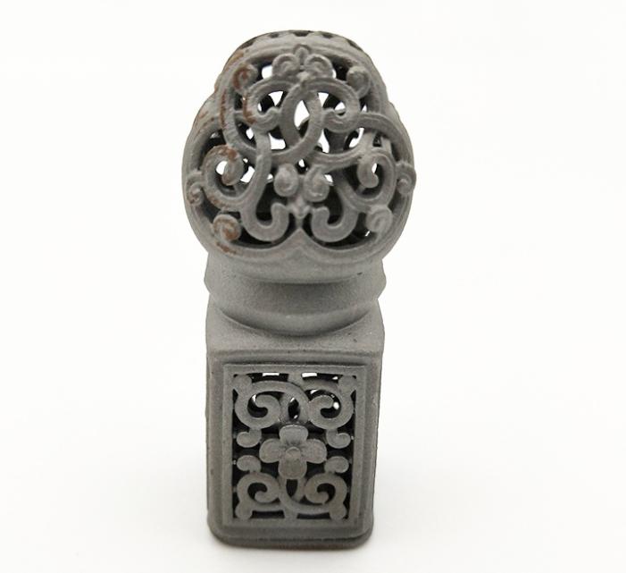 不锈钢黄铜金刚杵动物工艺摆件饰品配件翻砂精密铸造厂家加工定制