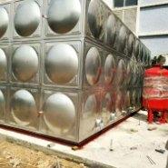 四川不锈钢方形消防水箱图片