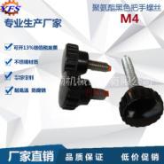 M4聚安脂/PU胶头直纹把手图片
