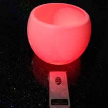 外壳圆形led塑料灯罩供应批发