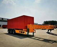 铁水联运集装箱自卸车图片
