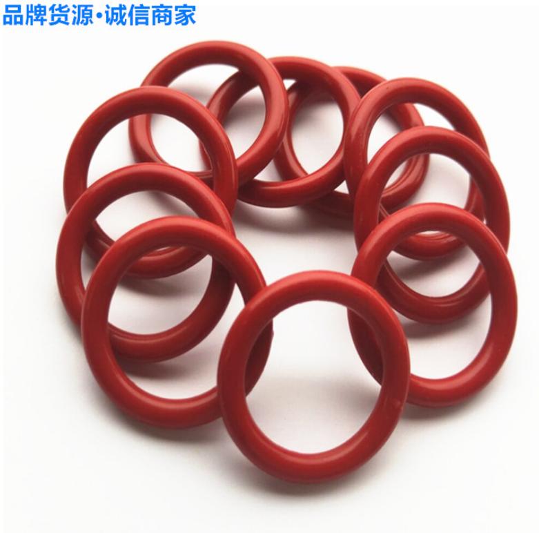 硅胶 硅胶生产厂家 厂家直销O型圈 旋转汽缸密封圈耐高温O型圈橡胶圈丁腈密封圈硅胶