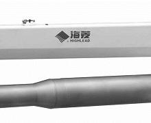 双针长臂型筒式综合送料平缝机 海菱GC2268-2BXL双针厚料机图片