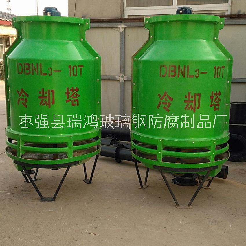 自然通风型玻璃钢冷却塔冷水塔-瑞鸿厂家直销-供应