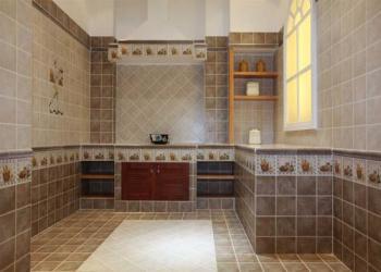 墙瓷砖修复服务图片