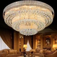 吸顶灯厂家 吸顶灯价格 圆形卧室灯led吸顶灯 水晶灯厂家批发送灯泡图片
