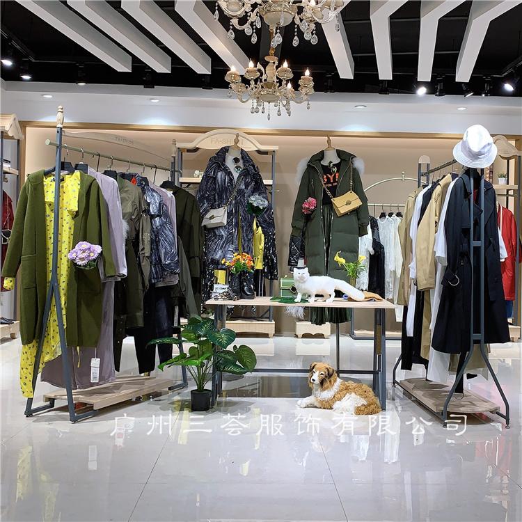 香港女装品牌宝贝玛丽19秋冬折扣女装福建折扣店进货渠道