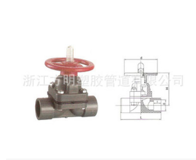 批发供应PVC-M隔膜阀 微滤膜组件 膜组件定制 质优价廉