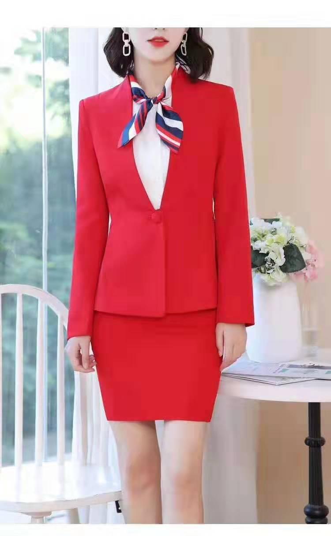女套装 时尚女套装 新款女职业装女套装价格