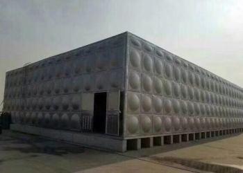 南宁不锈钢水箱定制做方形消防水箱图片