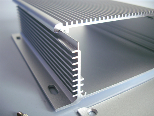 来样定制电源外壳铝型材/专业加工