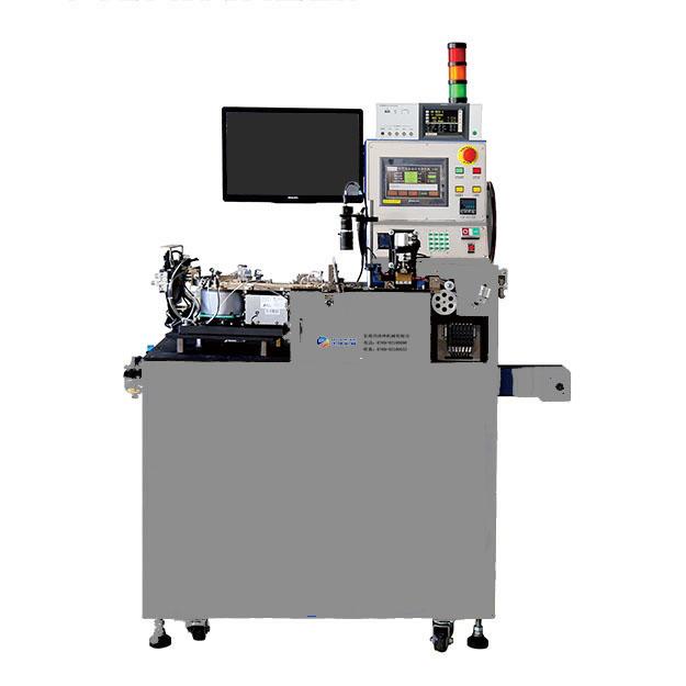 IC/电感/电阻测试碟片编带设备