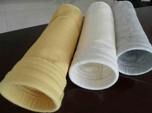 玻璃纤维除尘布袋 布袋除尘器专用除尘布袋 玻璃纤维针刺毡除尘布袋 除尘布袋滤袋