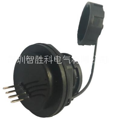 USB2.0防水连接器图片/USB2.0防水连接器样板图 (1)