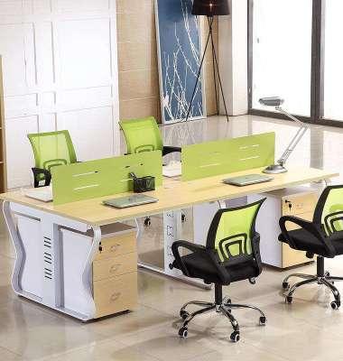 职员桌图片/职员桌样板图 (1)