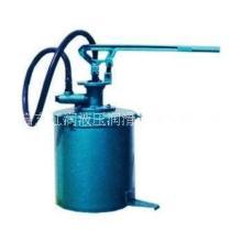 SJB-V25手动加油泵黄油干油补脂泵_启东江润液压润滑设备有限公司