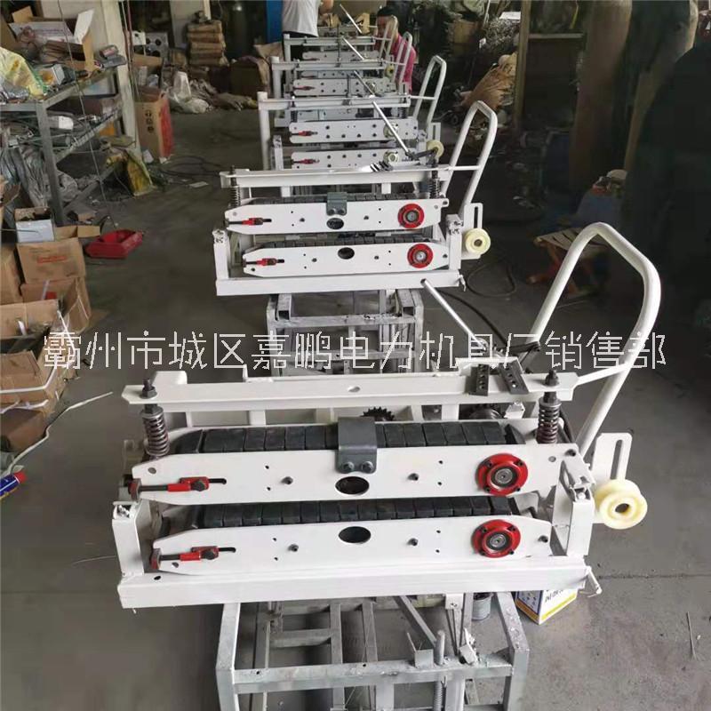 包邮履带全自动光缆牵引机价格 光缆拉线机生产厂家