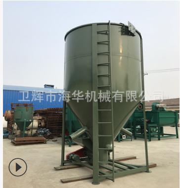 河南厂家直销大型塑料颗粒搅拌机 立式混料机 不锈钢搅拌机