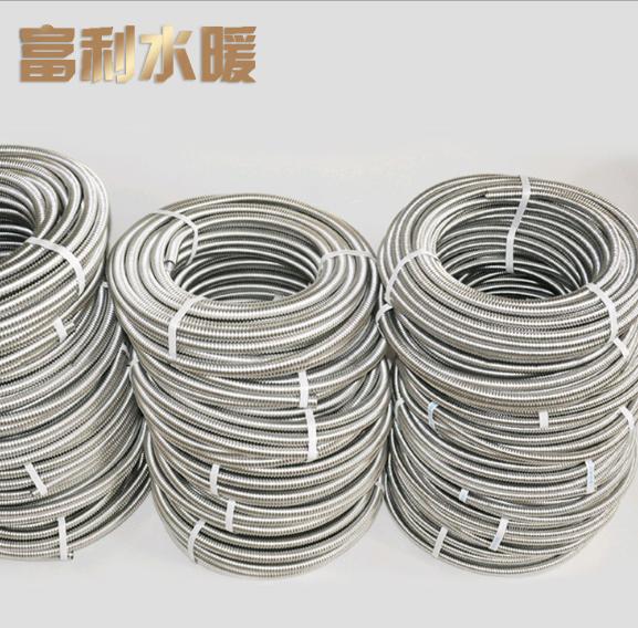 304然气管毛管 不锈钢波纹管 毎卷30米 宁波厂家特价供应