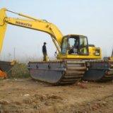 小型履带挖掘机租借| 水陆挖掘机改装  市政工程挖掘机 小型履带挖掘机