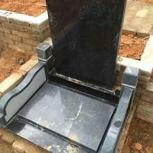 陕西当地西安陵园墓碑设计 墓碑刻字加工制作 陵园公墓石碑订做厂家销售批发