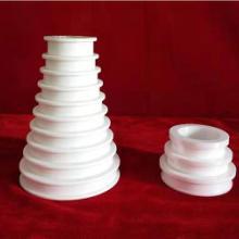 氧化锆陶瓷拉丝轮 专业非标陶瓷件定制图片