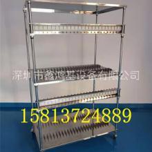 SMT钢网架PCB钢网周转车 PCB板钢网车PCB钢网储存车锡印板钢网货架