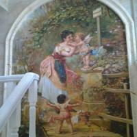 专业手绘油画装饰画国画墙画订制,高端手绘油画国画墙绘专业订制公司