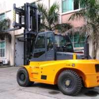 华南重工13.5吨叉车