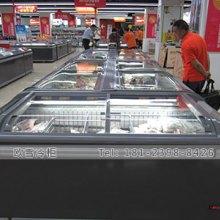 浙江超市卧式冷柜风冷和直冷哪个好图片