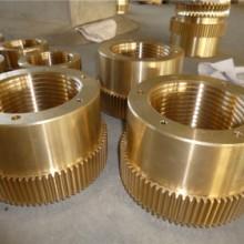 专业定制生产注塑机配件铜螺母批发