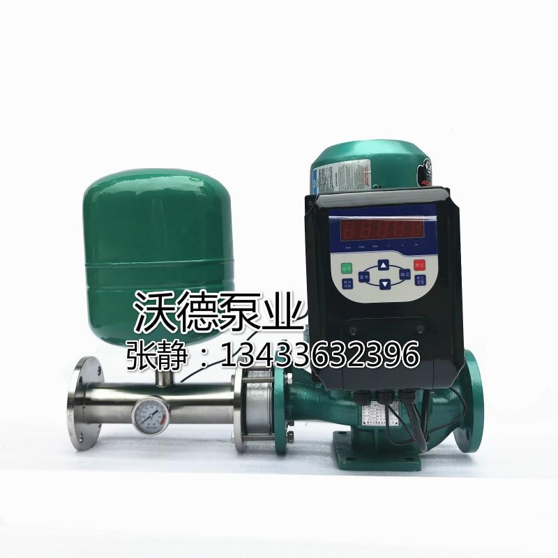 WUODOR惠州沃德全自动增压泵QGD40-20泵 单泵变频恒压泵