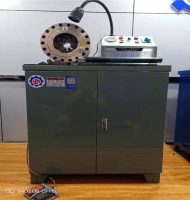 胶管专用扣压设备图片/胶管专用扣压设备样板图 (2)