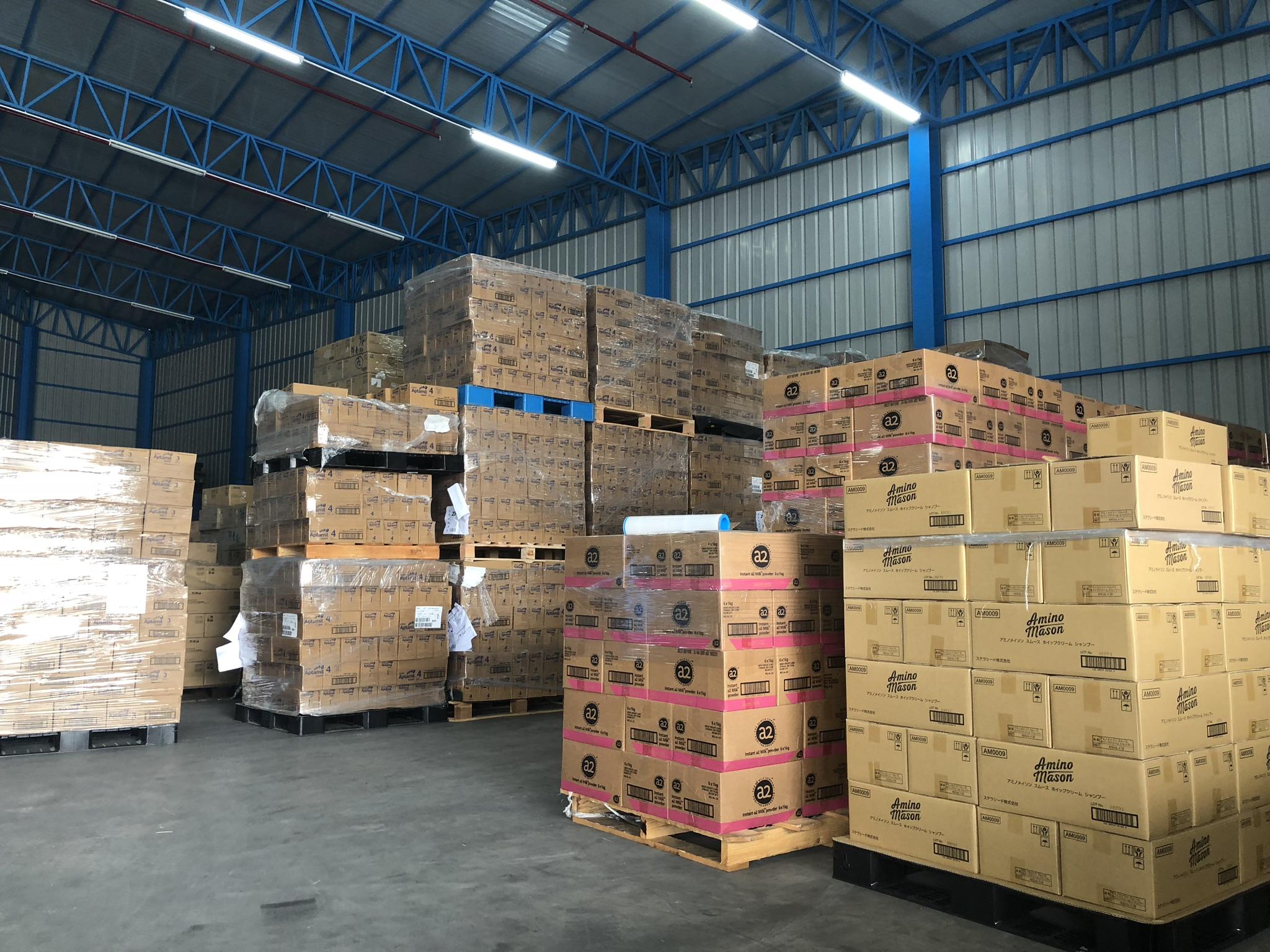 一般贸易进口 例:碳粉、乳胶枕、轴承、偏光片,木蜡油,食品袋、胶板,密封圈