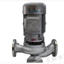 东莞管道泵厂家 专业生产不锈钢增压泵_管道循环泵 GDF不锈钢管道离心泵批发