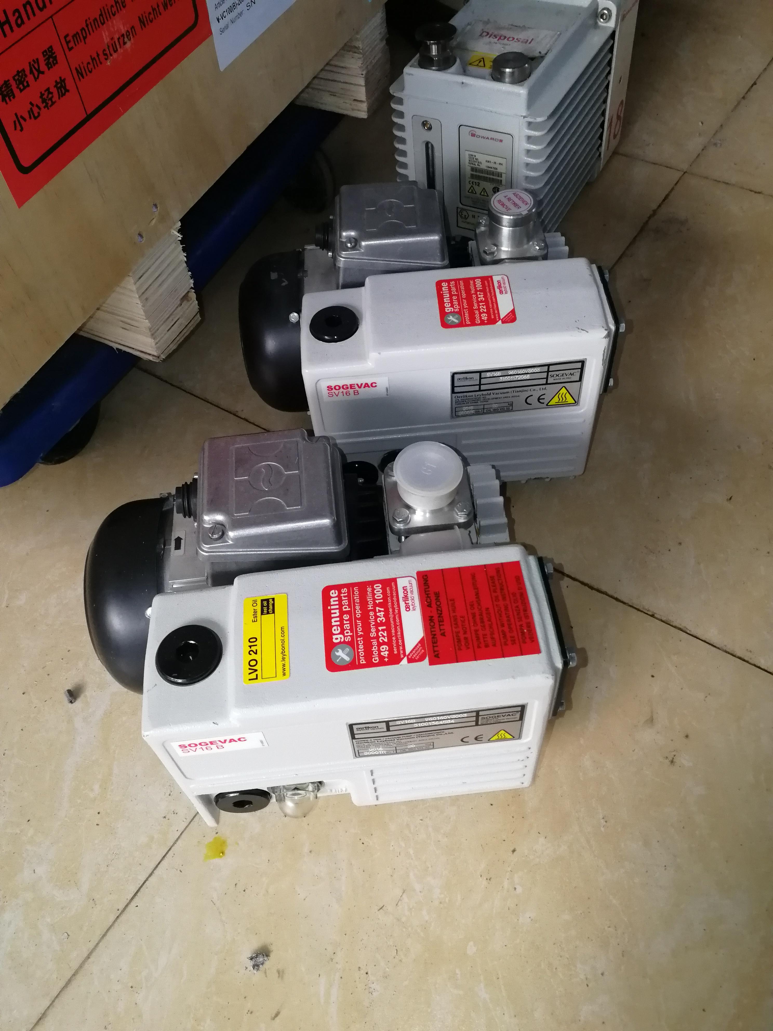 二手莱宝真空泵SV16B/莱宝SV16B真空泵价格