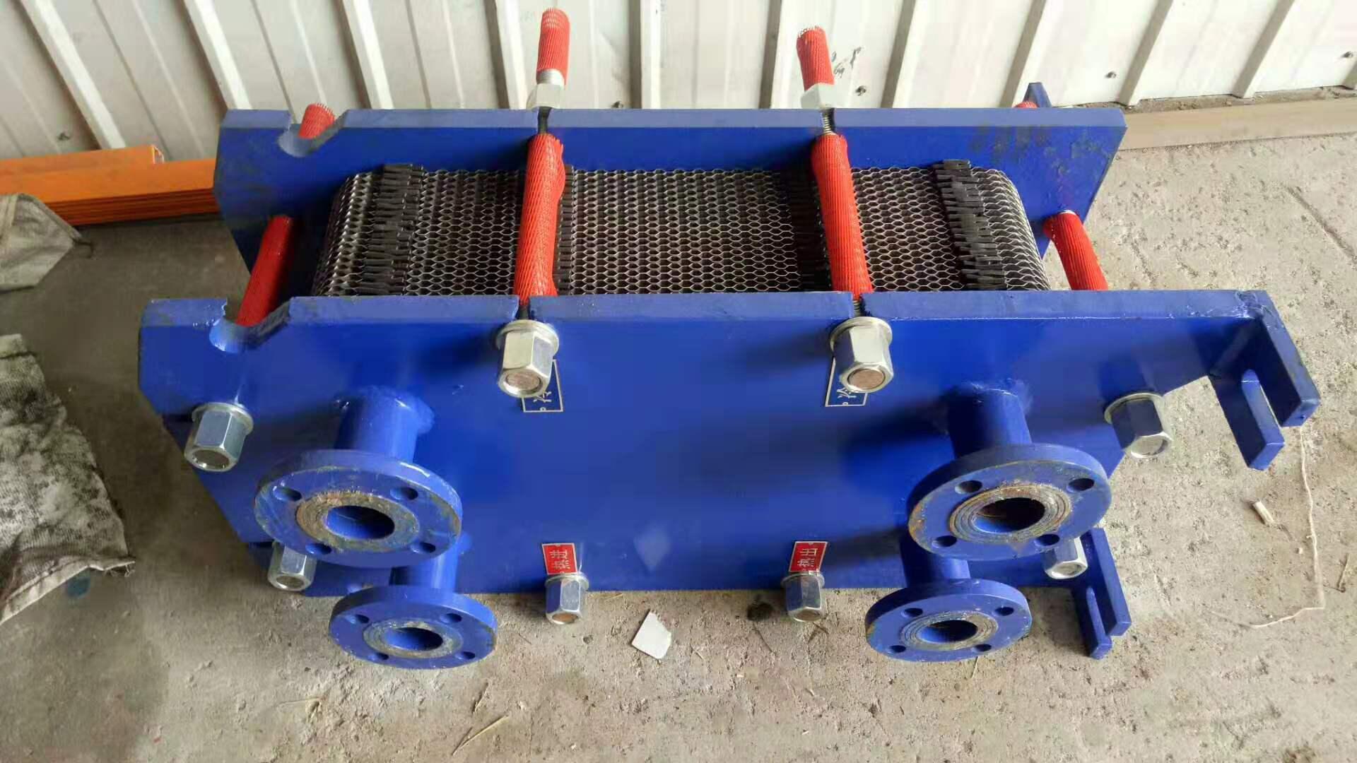 山东常年生产板式管式 冷却器厂家直销板式冷却器管式冷却器批发价格 冷凝器