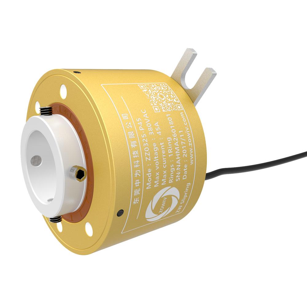 专业高精密导电滑环厂家-供应型号齐全自动控制系统专用滑环