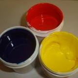 环保 水性丝印油墨印刷