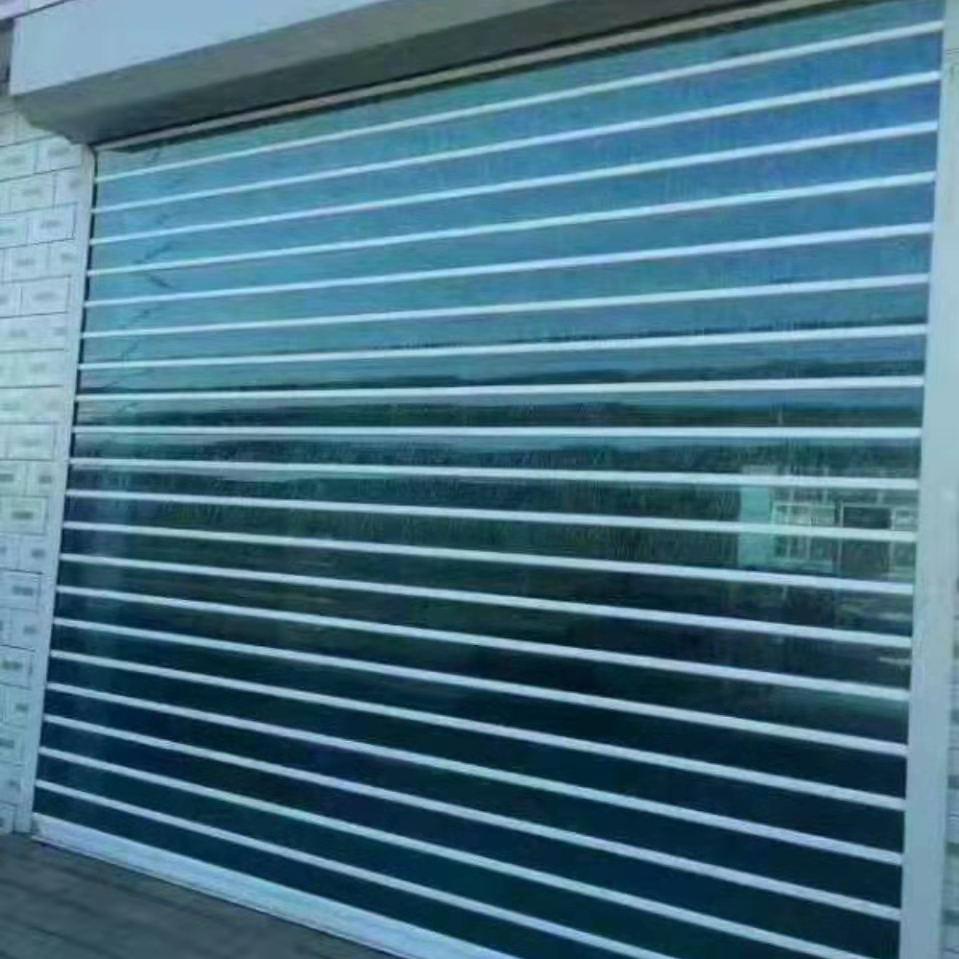 定制商场水晶卷帘门/邯郸商场电动卷帘门