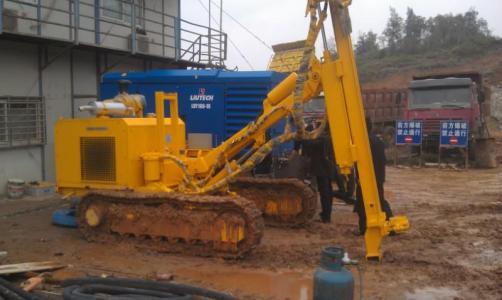 深圳市高风压潜孔钻机租赁-广州建筑工程机械租赁公司-价格