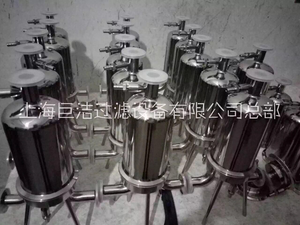 厂家直销精密过滤器滤芯式过滤器单芯多芯微孔过滤器