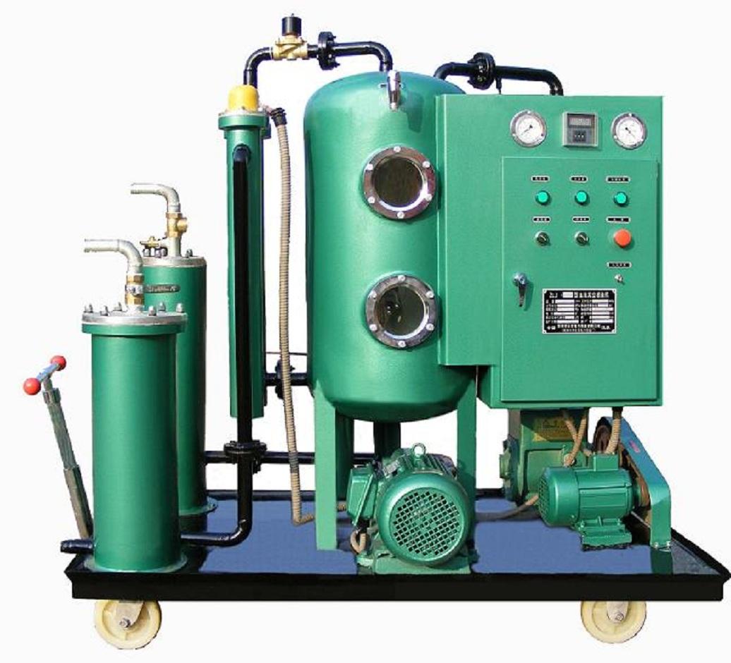 润滑油滤油机 透平油真空滤油机